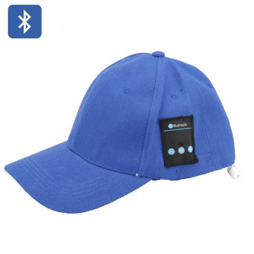 Casquette Baseball Bluetooth + écouteurs – Bluetooth 4.0 / Batterie 100mAh / Taille ajustable CW0885-00