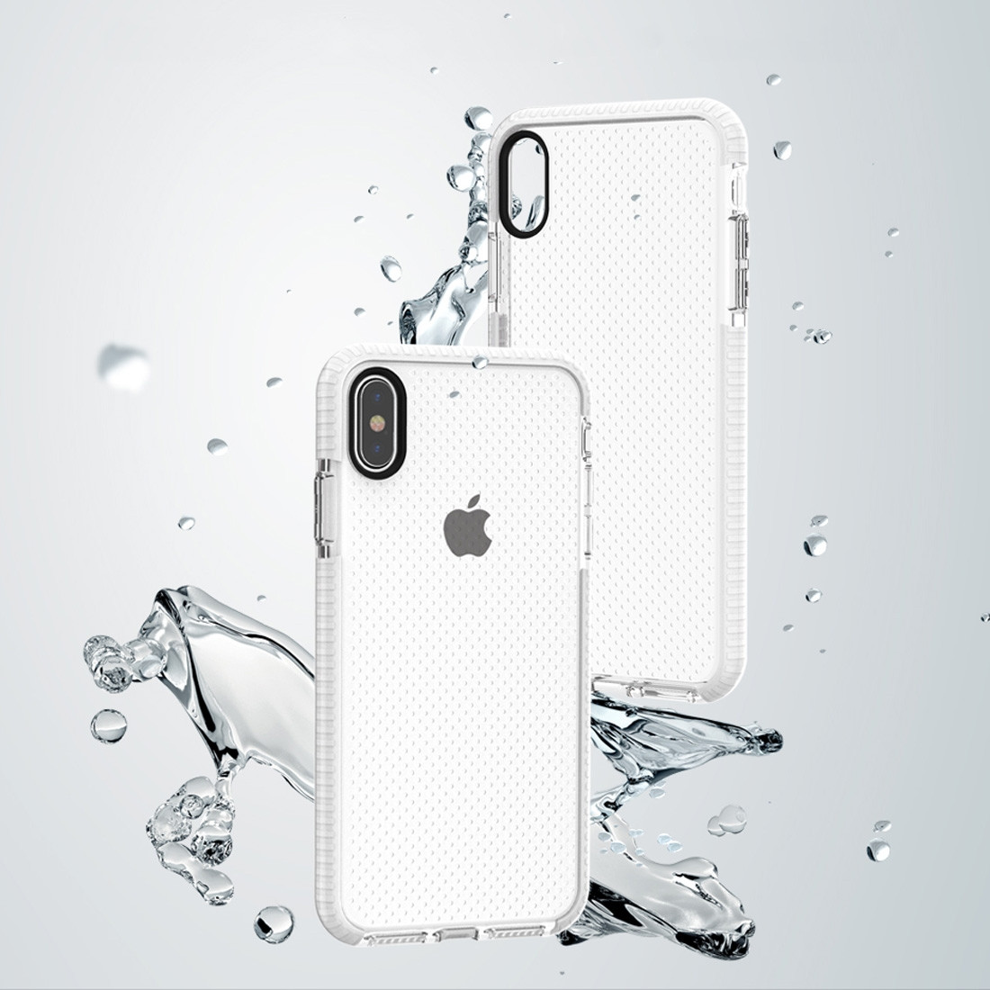 coque blanc iphone xs
