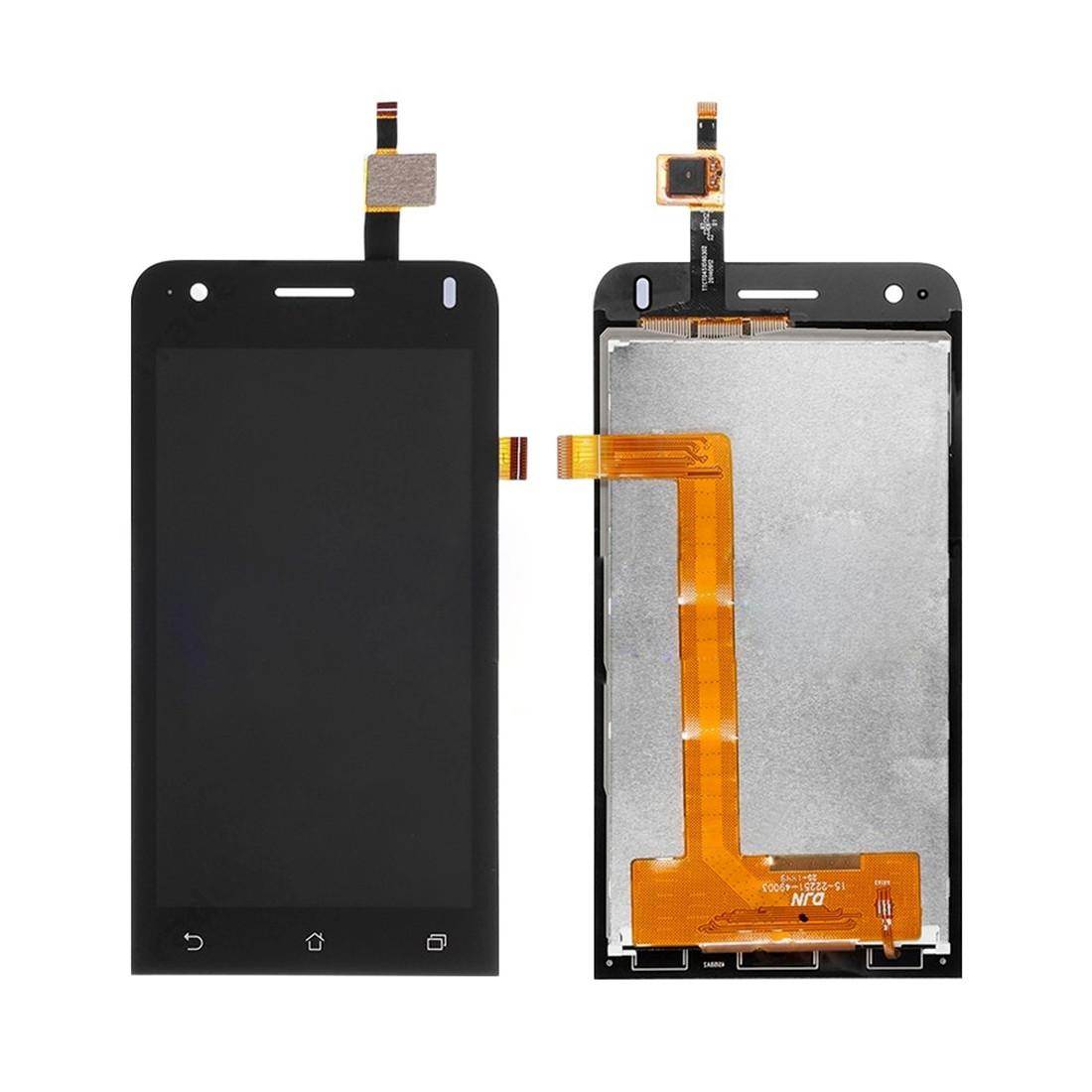 IPartsBuy LCD Ecran Tactile Digitizer Assemblee Remplacement Pour Asus Zenfone C Noir