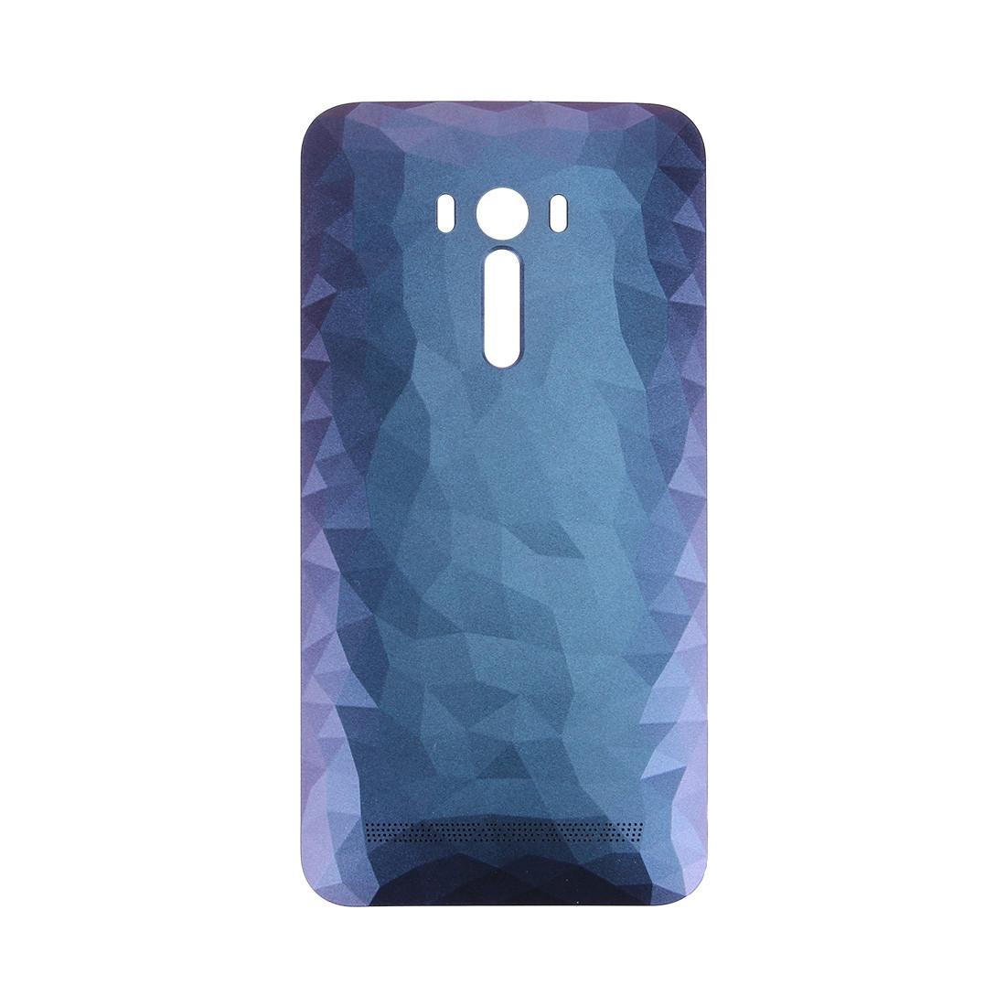 IPiecesAcheter Pour Asus Zenfone Selfie ZD551KL Version Cristal Diamant Original Retour Couvercle De Batterie