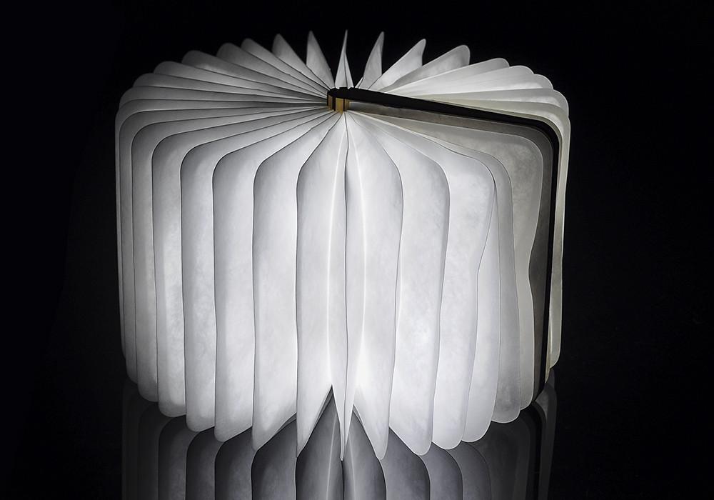 Livre Pliant Lumineux Lampe 200 Lumens 2500mah 4 Heures D